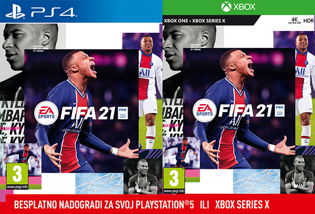Nadogradite za svoj PS5 ili Xbox Series X