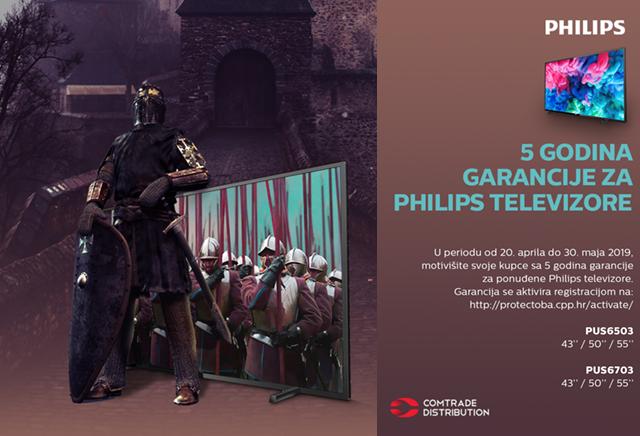 Philips garancija