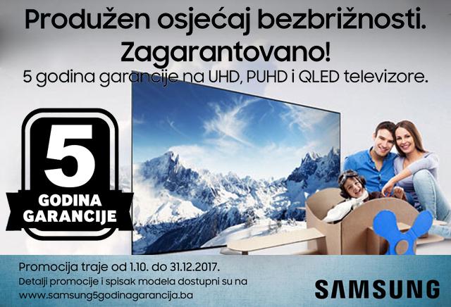 Samsung garancija