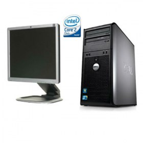 Dell 755  Tower + Monitor HP 1950